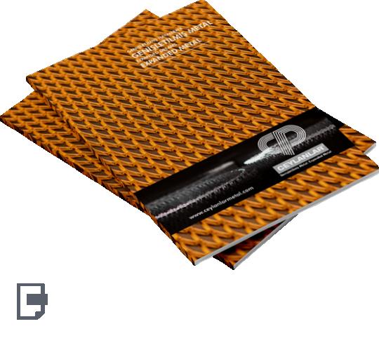 Endüstriyel Katalog
